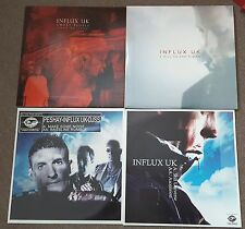 "INFLUX UK DRUM N BASS 12"" RECORD COLLECTION BUNDLE JOB LOT NEW D&B FORMATION DJ"