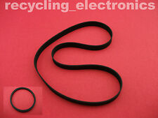 Sharp RP-117H  Repair Kit Turntable Drive Belt Fits Record Player (2 Belts)
