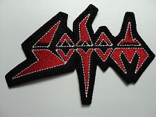 SODOM  EMBROIDERED PATCH