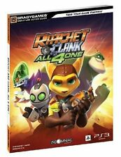 Ratchet & Clank: All 4 One Signature Series Guide (Bradygames Signature Guides)