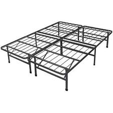 Twin Metal Platform Bed Frame STURDY Eliminates the need for a Box Spring