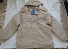COLOMBIA Down/Feather,Hooded,Water/Wind Resistant Parka/Jacket/Puffers Large