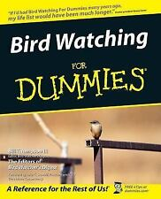 Bird Watching for Dummies by Bill, III Thompson and Bird Watcher's Digest...