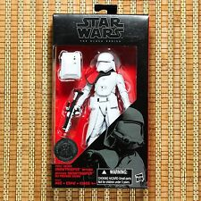 "Star Wars The Black Series 6"" First Order Snowtrooper Officer ToysRUs Exclusive"