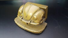 VW Beetle Brass Effect Car Business Card Holder