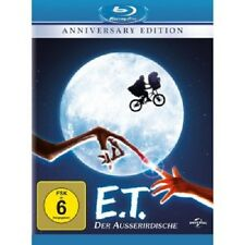 STEVEN SPIELBERG - E.T.-DER AUSSERIRDISCHE BLU-RAY FILM SCIENCE FICTION NEU