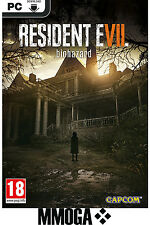 Resident Evil 7 : Biohazard VII Key - PC Game - STEAM Download Code NEW [UK][EU]