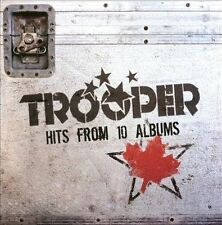 Hits from 10 Albums * by Trooper (CD, 2010, Universal Music Canada)