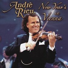 New Year's in Vienna by Andre Rieu (CD, Oct-2005, Denon Records) NEW Free Ship