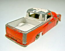Matchbox RW 50A Commer Pick-up rot & WEISS sehr seltene Farbe