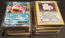 Huge 400 Pokemon Card Lot- HOLOS, RARES, EX, OLD SCHOOL -ALL IN PICTURE INCLUDED