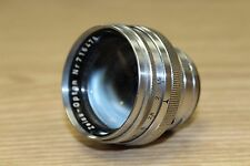 Zeiss-Opton Nr 716478 Sonnar 1:1,5 f=50mm RED T Film Camera Lens