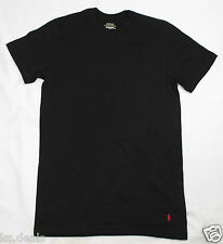 POLO RALPH LAUREN 2 SMALL CREW NECK PONY CLASSIC T SHIRT UNDERWEAR WITHOUT BOX
