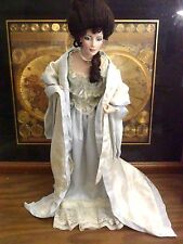 FRANKLIN HEIRLOOM GIBSON GIRL BOUDOIR DOLL