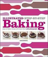 Illustrated Step-by-Step Baking (DK Illustrated Cook Books), , DK, Very Good, 20