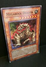 Yugioh Card Super Rare Megarock Dragon TLM-EN015 1st edition
