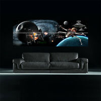 STAR WARS EMPIRE AT WAR 2.5 METRE WIDE Vector Giant Wall Art Poster