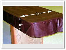"12"" SHUFFLEBOARD TABLE COVER - PROTECT YOUR INVESTMENT"