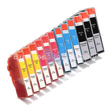 12 PK 564 564XL New Ink Cartridge for HP PhotoSmart 4610 5510 5520 6510 6520