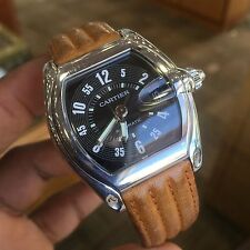 Cartier Roadster 2510 in Stainless Steel 37mm MINT