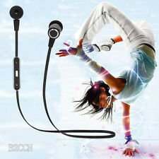 Wireless Bluetooth Headset SPORT Stereo Headphone Earphone For iPhone Samsung
