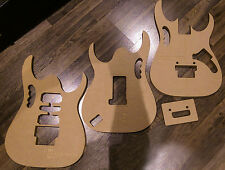 Ibanez JEM-Style MDF Guitar Template