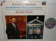 417 611-1 Ravel Bolero & Mussorgsky Pictures At An Exhibition Riccardo Chailly