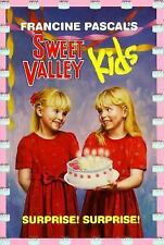 Surprise! Surprise! (Sweet Valley Kids #1), Pascal, Francine, 0553157582, Book,