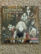 Castlevania lament of Innocence Limited Edition Music Sampler PS2 Soundtrack OST