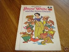 Snow White and the Seven Dwarfs (Disney's Wonderful World of Reading), Walt Disn