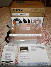 NEW SONY AITe50s AIT-E Ext AITe50/S ATDEA2 AITe50 Turbo Data Tape Drive Kit NIB