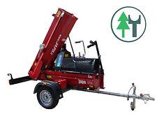 JAPA 305BF Dieselmotor mit PKW-Achse Spaltautomat Sägespaltautomat Holzspalter