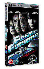 NEW SEALED FAST AND FURIOUS - SONY PSP UMD - FREE POSTAGE
