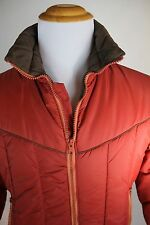 Woolrich Vintage Mens Barn Puffer Coat Size S Small Jacket