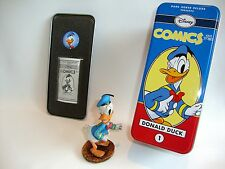 "Disney comics and Stories #1 ""Donald Duck"" personaje Dark Horse limitado figure"