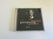 Serge Gainsbourg - De Gainsbourg à Gainsbarre, Vol. 1 (2003) 2 CD - EX/EX