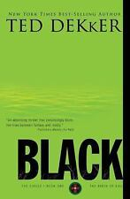 Black (The Circle Series), Dekker, Ted, Acceptable Book