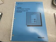 Tektronix 11A52 Procedure Manual P/N 070-6698-00 3209B-3