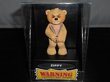 BAD TASTE BEAR ZIPPY (RETIRED) NEW IN BOX