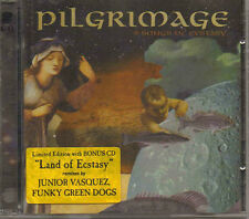 PILGRIMAGE 9 SONGS OF ECSTASY + LIMITED EDITION JUNIOR VASQUEZ BONUS CD