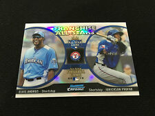 JURICKSON PROFAR ROOKIE INSERT BOWMAN CHROME ALL STAR FAS-AP  2012 BASEBALL CARD
