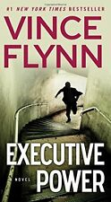 Executive Power (The Mitch Rapp Series) by Vince Flynn, (Mass Market Paperback),