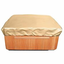 Spa Hot Tub Square Cover Cap Protection Weather Water Proof Outdoor Light Weight