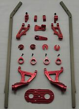 Aluminum Option Parts For Kyosho Scorpion Red Dhawk Racing DR-90003