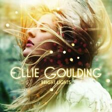 ELLIE GOULDING ( NEW SEALED CD ) BRIGHT LIGHTS ( YOUR SONG )