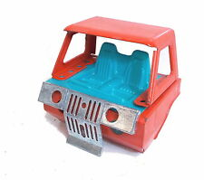Meccano Multikit Vehicle Cab with Interior and Front Grill