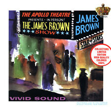 James Brown - Live at the Apollo (Vinyl LP - 1962 - US - Reissue)