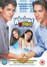 Whatever It Takes 2004 Shane West, Marla Sokoloff, Jodi Lyn O'Keefe, NEW R2 DVD