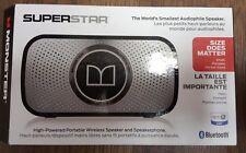 Monster Superstar Audiophile Speaker Portable Wireless Bluetooth Speaker