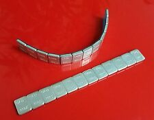 24 pcs 1/4oz stick on wheel weight balance 2 strips total of 6 ounces